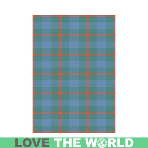 Agnew Ancient Tartan Flag K7