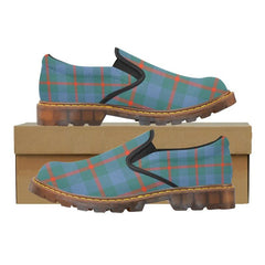 Tartan Martin Loafer - Agnew Ancient A9