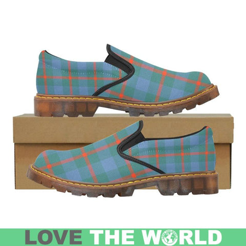 Tartan Martin Loafer - Agnew Ancient | Over 500 Tartans