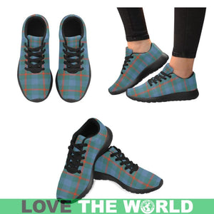 Agnew Ancient Tartan Shoes/ Tartan Sneakers HJ4