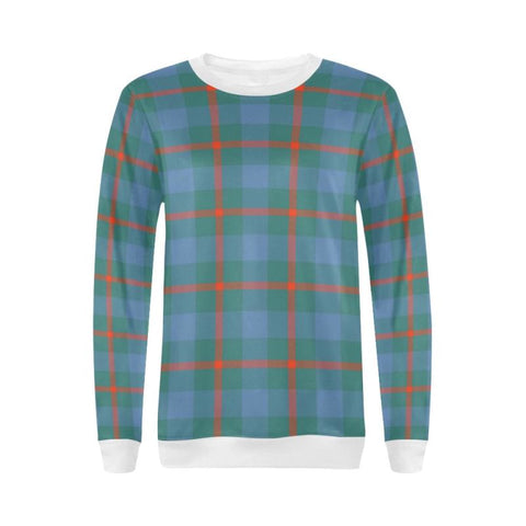 Image of Agnew Ancient Tartan Sweatshirt Nn5