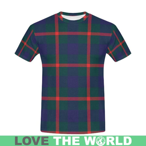 Image of Tartan T-shirt - Agnew Modern| Tartan Clothing | Over 500 Tartans and 300 Clans