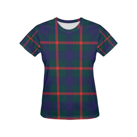 Tartan T-shirt - Agnew Modern| Tartan Clothing | Over 500 Tartans and 300 Clans