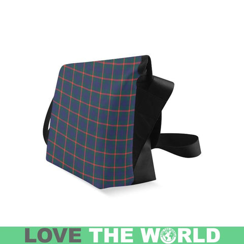 Image of Agnew Modern Tartan Crossbody Bag Nl25 Bags