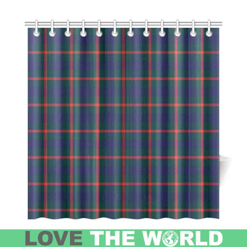 Tartan Shower Curtain - Agnew Modern | Bathroom Products | Over 500 Tartans