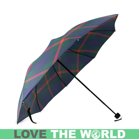 Agnew Modern Tartan Foldable Umbrella Th8 |Accessories| 1sttheworld