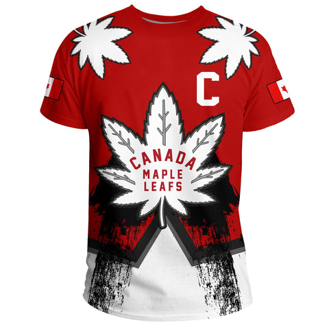 Image of 1stCanada T-Shirt Canadian Maple Leafs A7