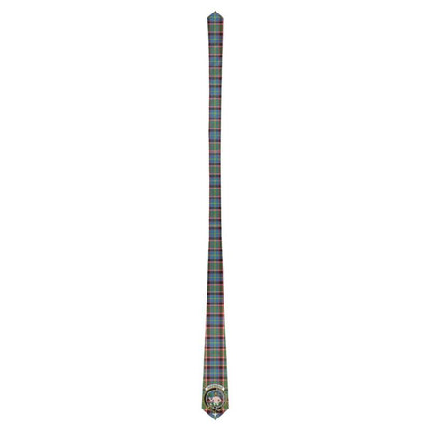Aikenhead Tartan Clan Badge Necktie Ha7 Neckties
