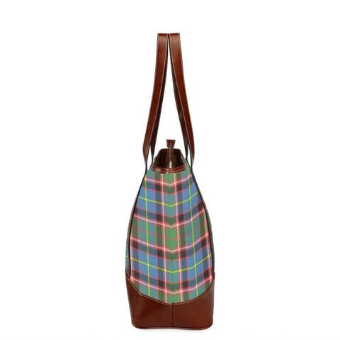 Aikenhead Tartan Clan Badge Tote Handbag Hj4 Handbags