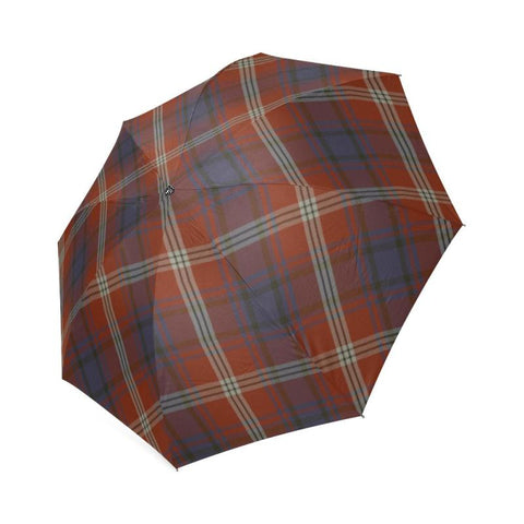 Ainslie Tartan Foldable Umbrella Th8 |Accessories| 1sttheworld