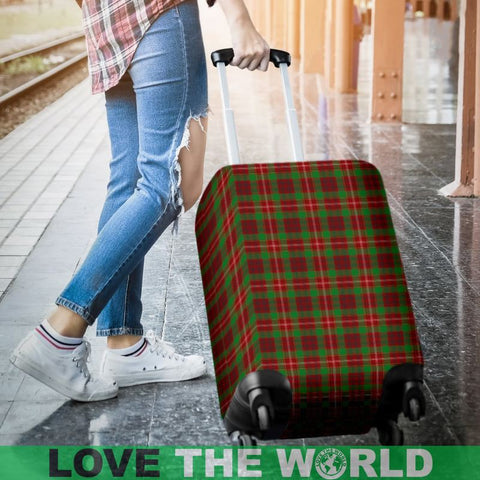 Image of Ainslie Tartan Luggage Cover Hj4 Covers