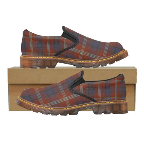 Tartan Martin Loafer - Ainslie | Over 500 Tartans