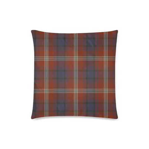 Image of Ainslie Tartan Pillow Case Hj4 One Size / Ainslie Custom Zippered Pillow Case 18X18(Twin Sides)