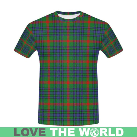 Image of Tartan T-shirt - Aiton| Tartan Clothing | Over 500 Tartans and 300 Clans
