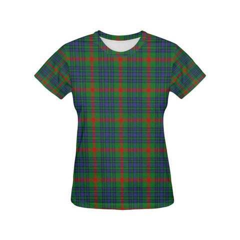 Tartan T-shirt - Aiton| Tartan Clothing | Over 500 Tartans and 300 Clans