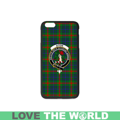 Aiton Tartan Clan Badge Phone Case Na2 Rubber Cases