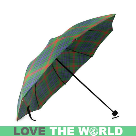 Aiton Tartan Foldable Umbrella Th8 |Accessories| 1sttheworld