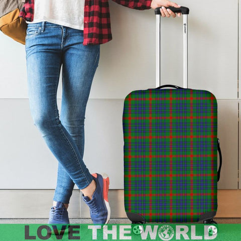 Image of Aiton Tartan Luggage Cover Hj4 Covers