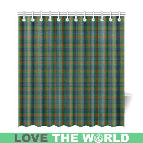 Image of Tartan Shower Curtain - Aiton | Bathroom Products | Over 500 Tartans