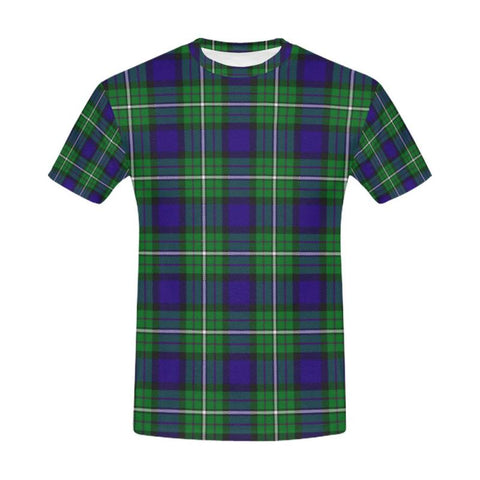 Tartan T-shirt - Alexander| Tartan Clothing | Over 500 Tartans and 300 Clans