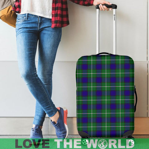 Alexander Tartan Luggage Cover Hj4 Covers