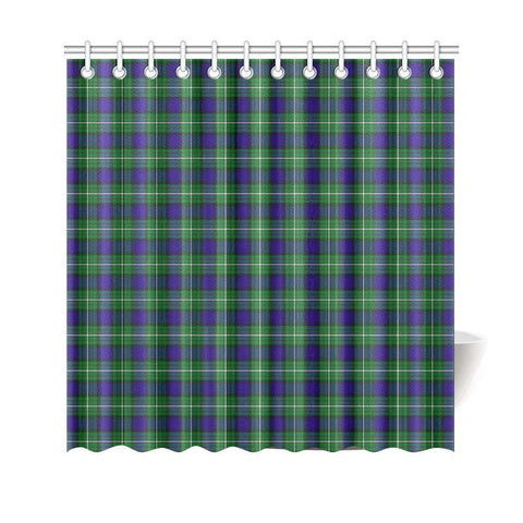 Image of Tartan Shower Curtain - Alexander | Bathroom Products | Over 500 Tartans
