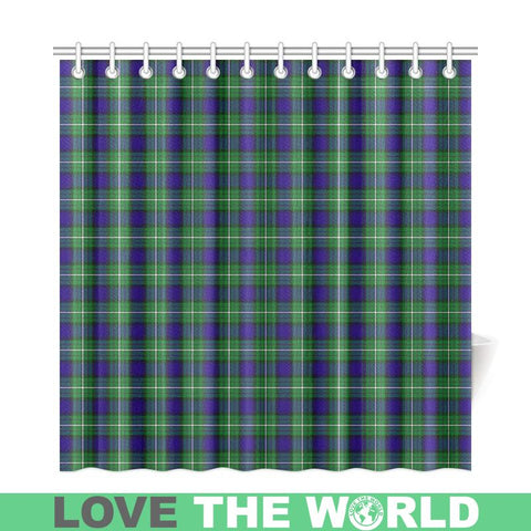 Tartan Shower Curtain - Alexander | Bathroom Products | Over 500 Tartans