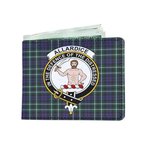 Allardice Clan Tartan Men Wallet Y3 Wallets