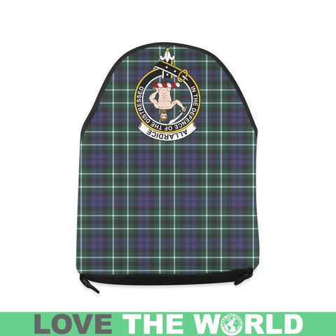 Allardice Tartan Clan Badge Crossbody Bag C20 Bags
