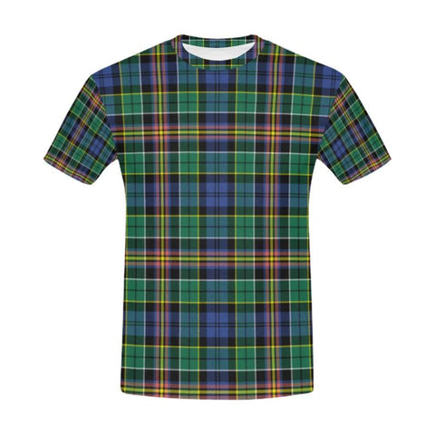 Image of Tartan T-shirt - Allison| Tartan Clothing | Over 500 Tartans and 300 Clans