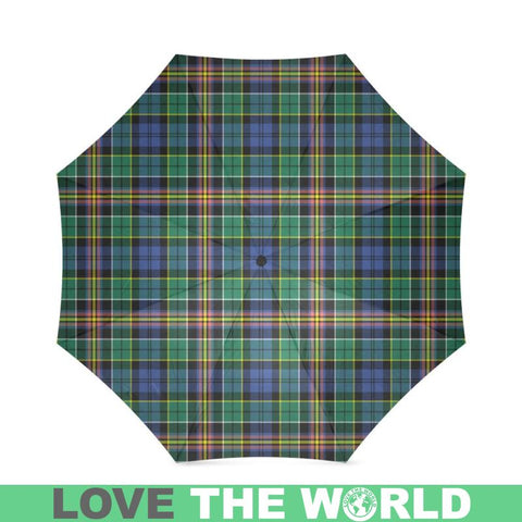 Allison Tartan Foldable Umbrella Th8 |Accessories| 1sttheworld