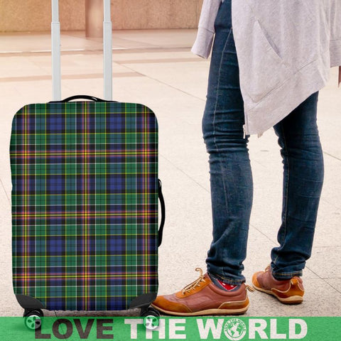 Allison Tartan Luggage Cover Hj4 Covers