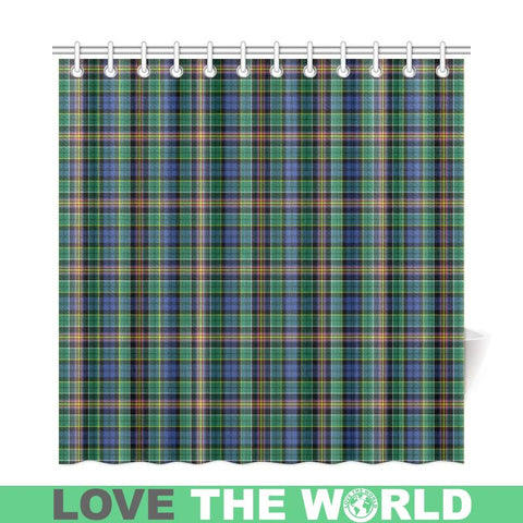 Tartan Shower Curtain - Allison | Bathroom Products | Over 500 Tartans