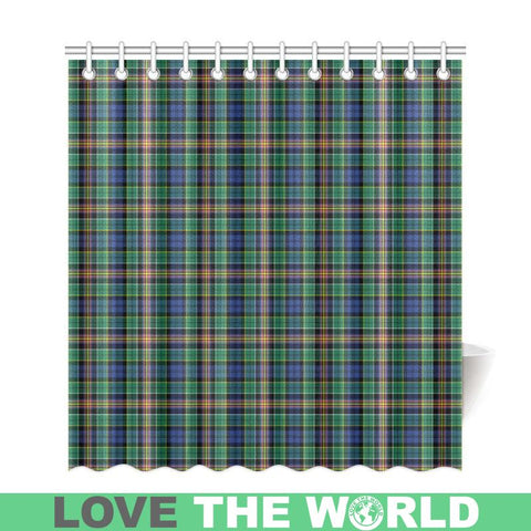 Image of Tartan Shower Curtain - Allison | Bathroom Products | Over 500 Tartans