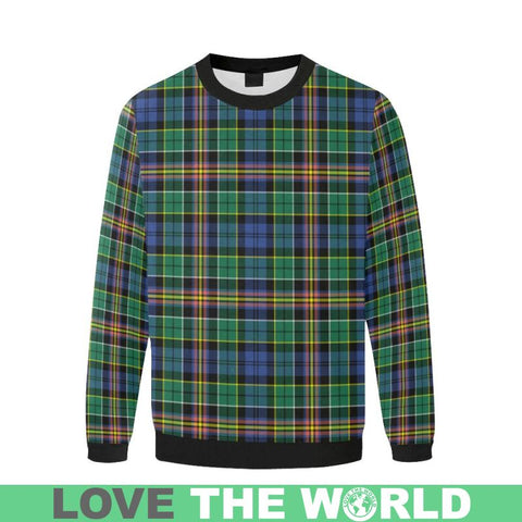 Image of Allison Tartan Sweatshirt Nn5