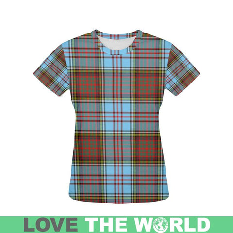 Tartan T-shirt - Anderson Ancient| Tartan Clothing | Over 500 Tartans and 300 Clans