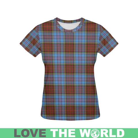Image of Tartan T-shirt - Anderson Modern| Tartan Clothing | Over 500 Tartans and 300 Clans