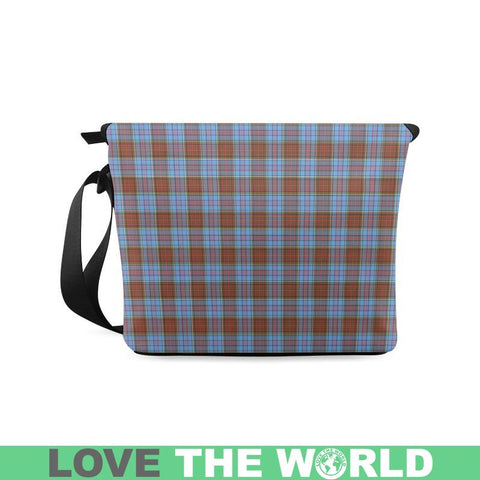Image of Anderson Modern Tartan Crossbody Bag Nl25 Bags