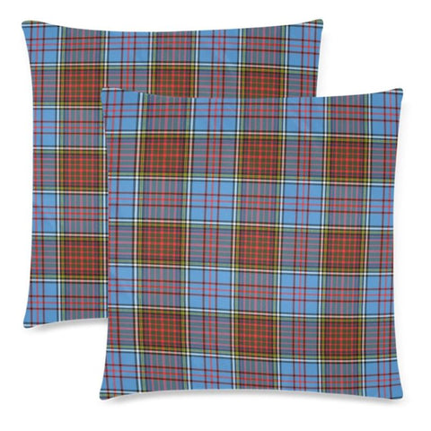 Image of Anderson Modern Tartan Pillow Case Hj4 One Size / Anderson Modern Custom Zippered Pillow Cases 18X
