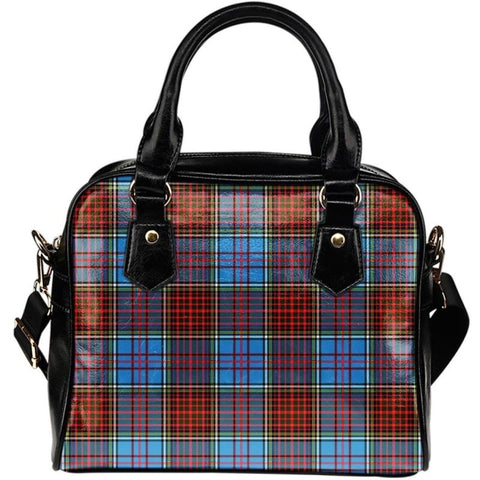 Anderson Modern Tartan Shoulder Handbag - Bn Handbags