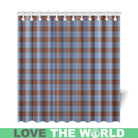 Tartan Shower Curtain - Anderson Modern | Bathroom Products | Over 500 Tartans