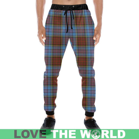 Tartan Sweatpant - Anderson Modern | Great Selection With Over 500 Tartans