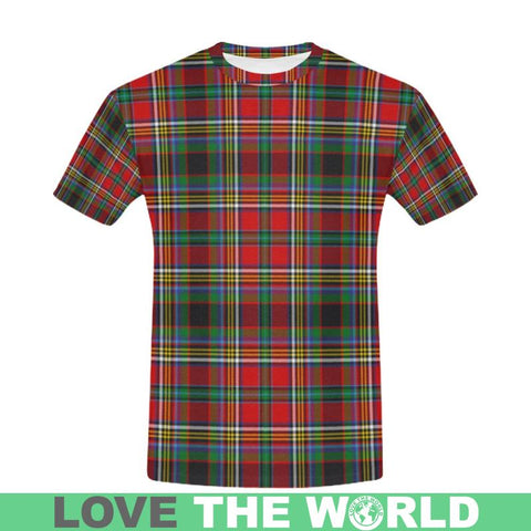 Tartan T-shirt - Anderson Of Arbrake| Tartan Clothing | Over 500 Tartans and 300 Clans