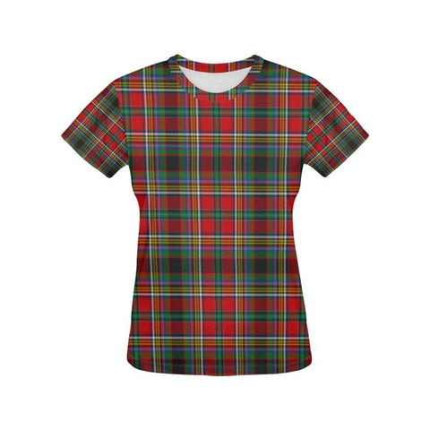 Image of Tartan T-shirt - Anderson Of Arbrake| Tartan Clothing | Over 500 Tartans and 300 Clans