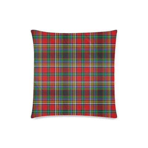Image of Anderson Of Arbrake Tartan Pillow Case Hj4 One Size / Anderson Of Arbrake Custom Zippered Pillow