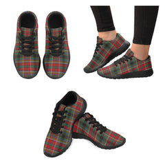 Anderson Of Arbrake Tartan Shoes/ Tartan Sneakers HJ4