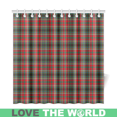 Tartan Shower Curtain - Anderson Of Arbrake | Bathroom Products | Over 500 Tartans
