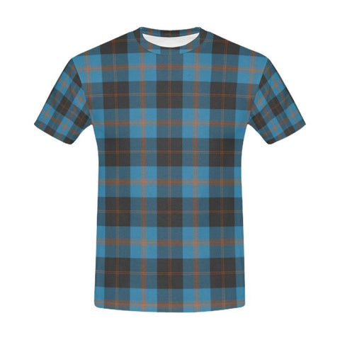 Image of Tartan T-shirt - Angus Ancient| Tartan Clothing | Over 500 Tartans and 300 Clans