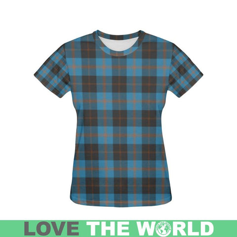 Tartan T-shirt - Angus Ancient| Tartan Clothing | Over 500 Tartans and 300 Clans