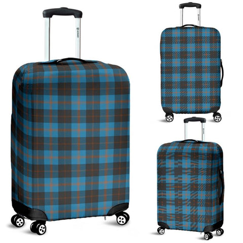 Angus Ancient Tartan Luggage Cover Hj4 Covers